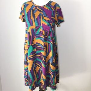LuLaRoe Hi-Lo Dress